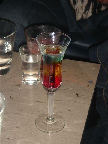 壽星的彩虹酒