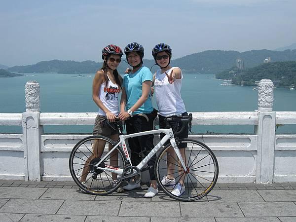 文武廟湖景