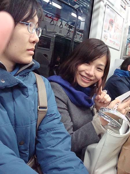 我在班上的同學。鐘姐姐。