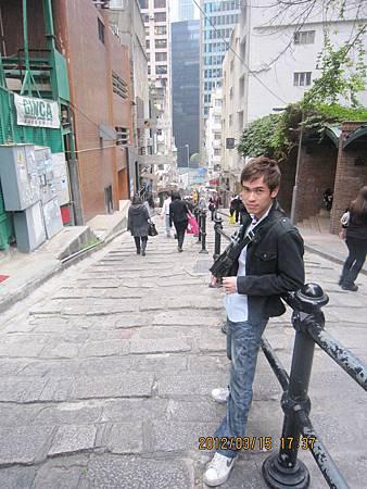 石板街(砵典 乍 街