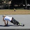 巴西滑板少女