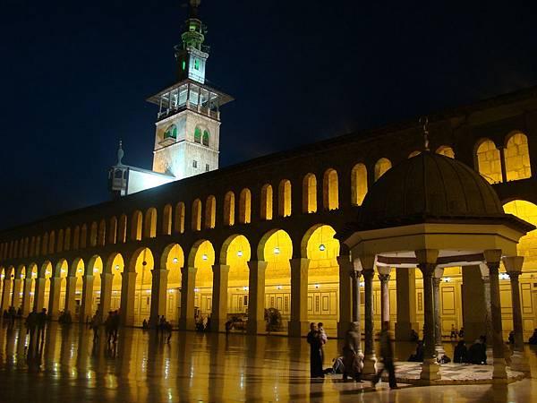 烏邁雅清真寺/Umayyad Mosque