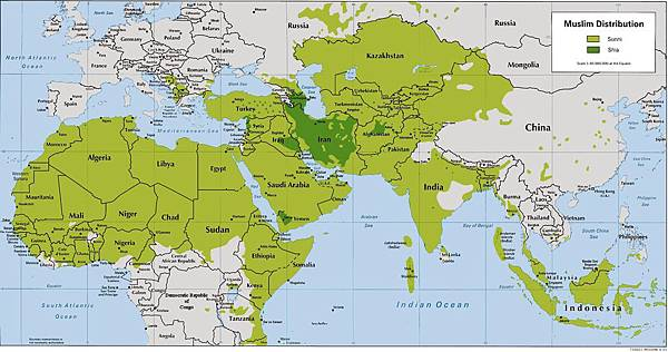伊斯蘭教世界