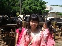 媽媽和牛牛