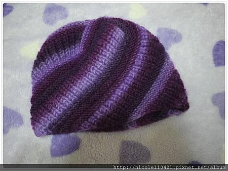 第一頂毛線帽-1