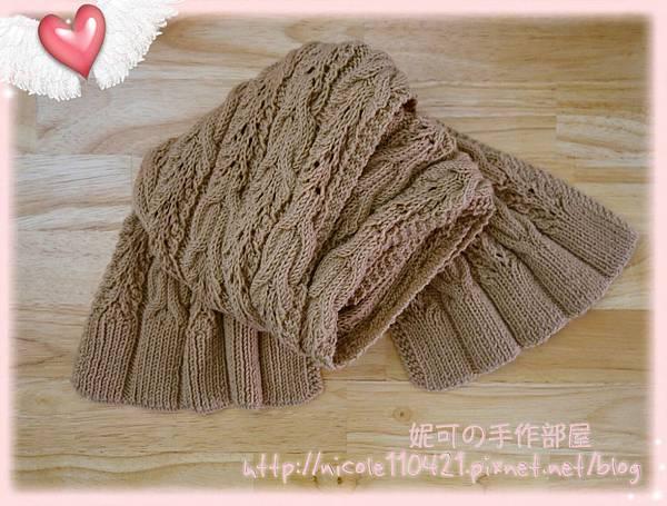 勞倫拉爾夫圍巾-1