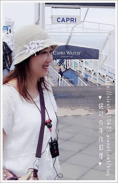 棉麻鉤針遮陽帽-2