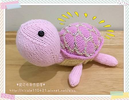 棒針小烏龜-3