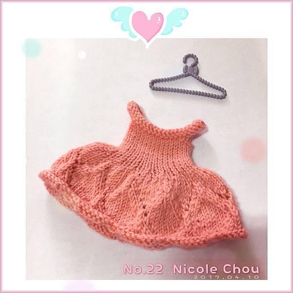 棒針娃衣團織-2