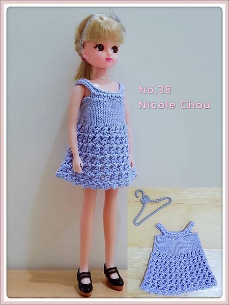 棒針娃衣團織-6