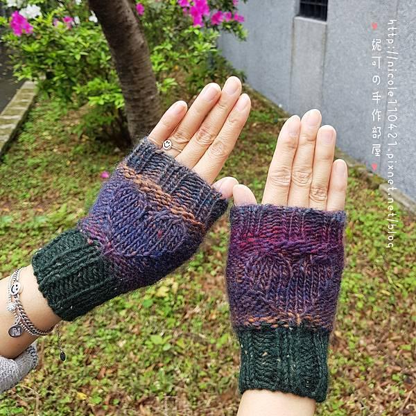 愛心手腕套-1
