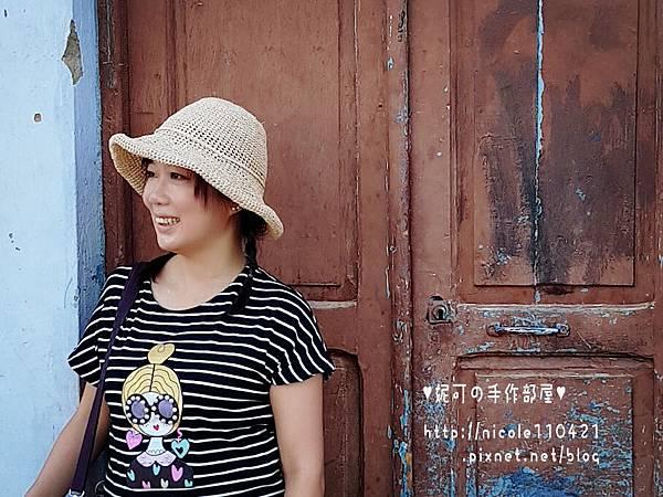 拉菲草帽no.4-1