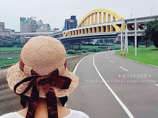 拉菲草帽no.6-1