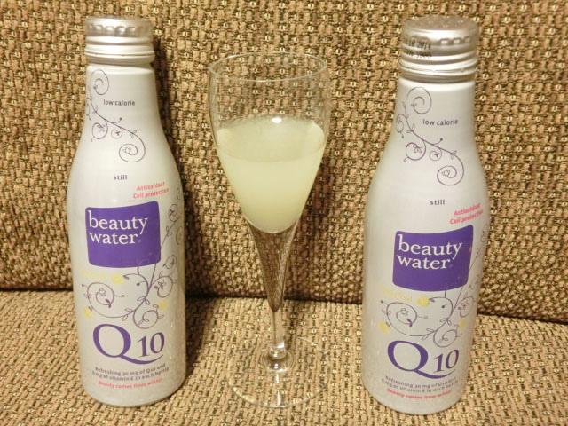 [飲食]♥♥ 由內而外變漂亮,德國beautywater Q10 E 美飲,快來一起變美麗