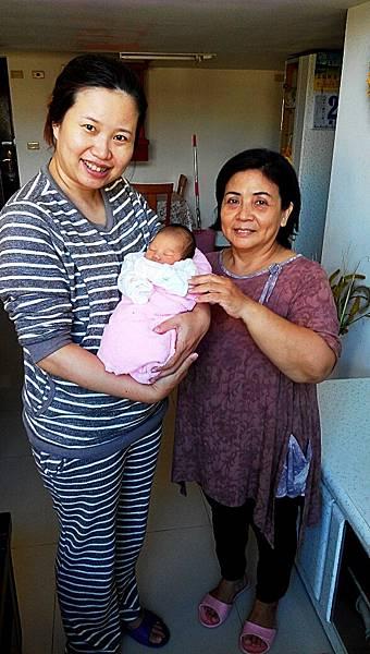 1222小湯包出生第5天