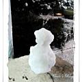 我的第一個小雪人