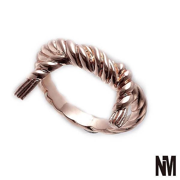 基本款繩結戒指