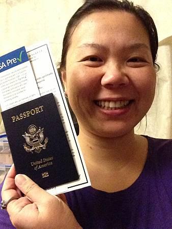 2013/1/10 美國護照