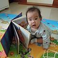 媽媽說要多看書