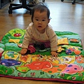 終於把Melody姨的遊戲毯拿出來玩了