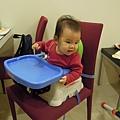 費雪餐椅初體驗