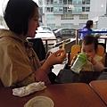 &爹地媽咪吃早餐@MOS