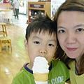 松青霜淇淋@中和環球影城