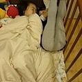 和Claire姐姐同床