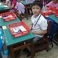 小一生開學第一天