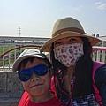 關新路騎到竹北繩索公園