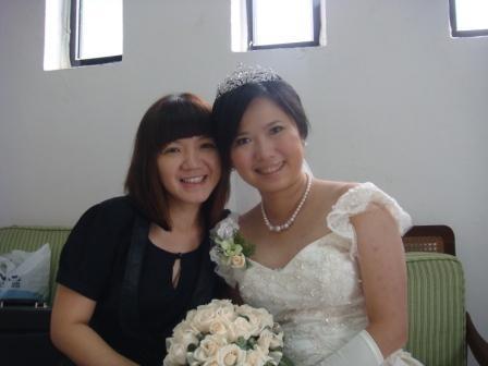 小貞&美麗的新娘子