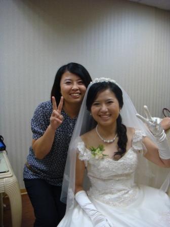 Q小屏&新娘子