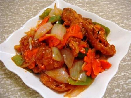 2008-09-13 醋溜魚片