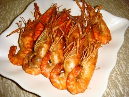 2008-09-21 胡椒蝦
