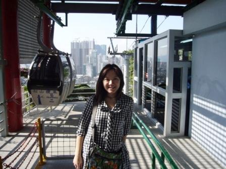 松山纜車@東望洋山