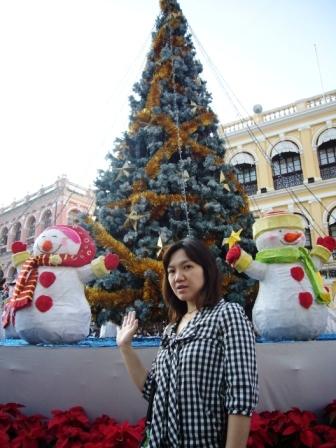 聖誕佈置@民政總署廣場