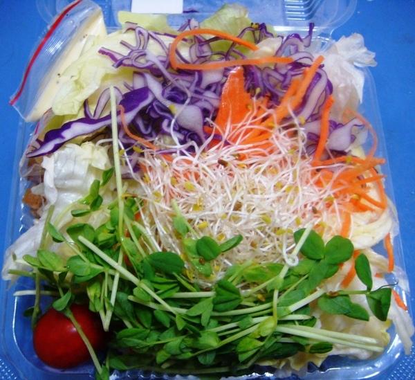 柑仔店-蔬食沙拉