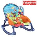 Fisher Price 可攜式兩用安撫躺椅