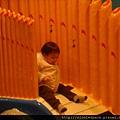 竹北麥當勞-鋼琴溜滑梯