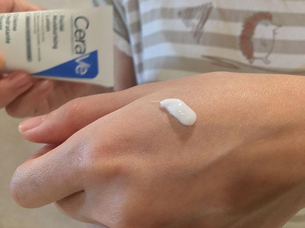 適樂膚全效超級修護乳質地