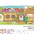 米非生日快樂