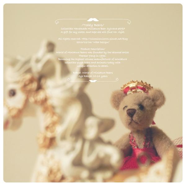 米你泰迪熊1207-02