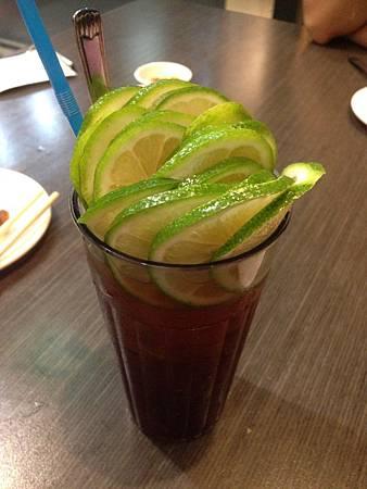台中香港式金寶茶餐廳 (8).JPG