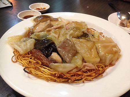 台中香港式金寶茶餐廳 (9).JPG