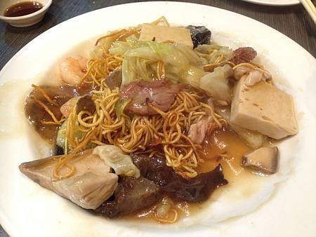 台中香港式金寶茶餐廳 (10).JPG