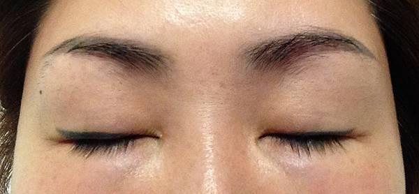 台中繡線眼繡眉毛-正