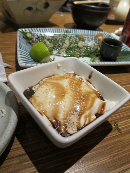 日式豆奶布丁