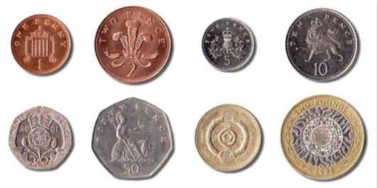 英國硬幣,不僅可以瞭解英倫文化,如果好運發現了稀有的硬幣