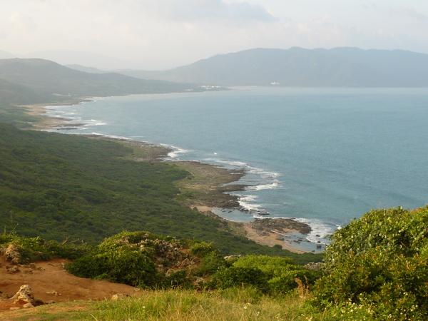 美麗的海岸