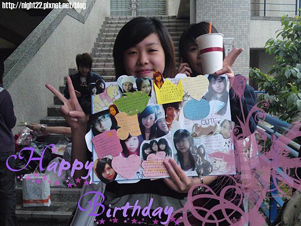 09 / 4 / 17  Happy Birthday to YOU♥
